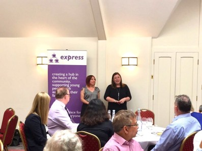Express Founders address business leaders