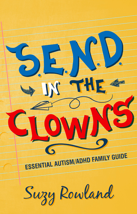 SEND in the Clowns - Cover